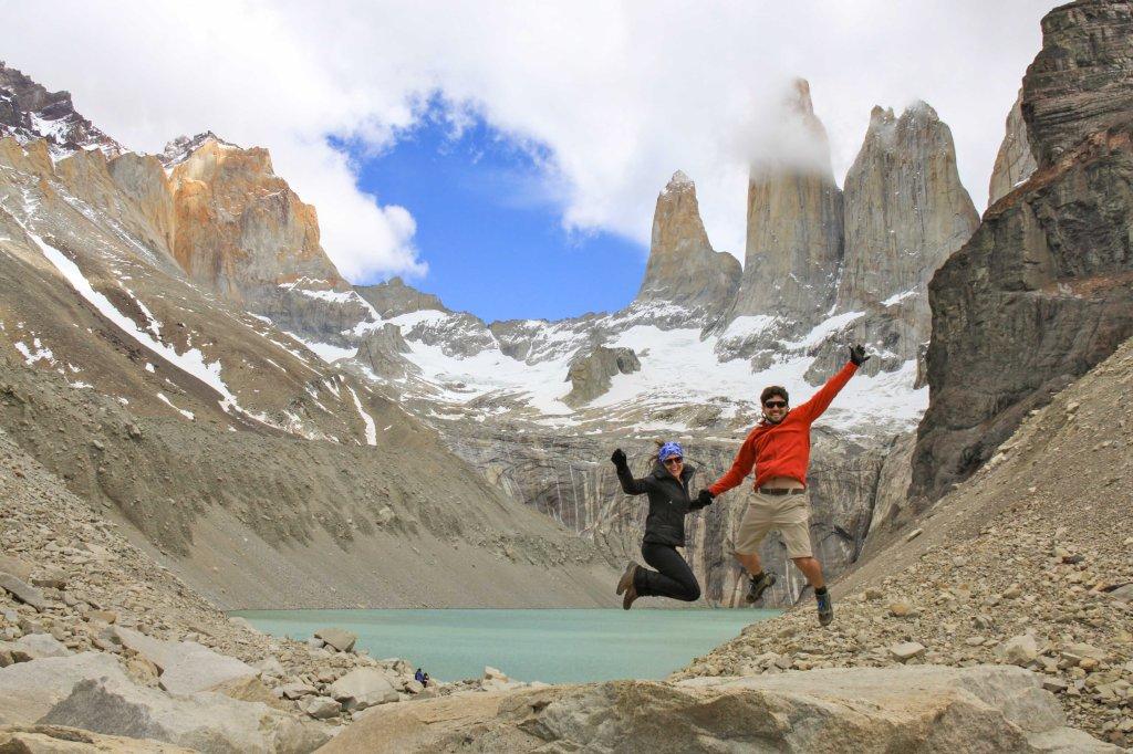 Mochilando pelo mundo: Torres del Paine, Patagônia, Chile